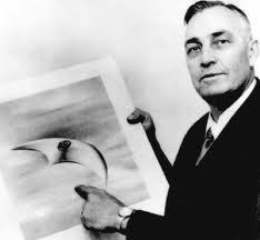 KENNETH ARNOLD UFO 1947
